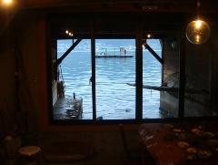 京都伊根アオリイカ釣り舟屋の宿ムフジュ舞台