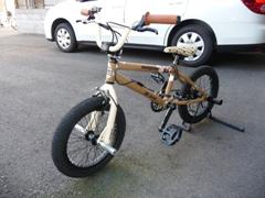 はやまった、mongoose 2009 Pit Crew!