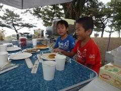 キャンプ第2弾!in近江舞子中浜キャンプ場!なんと2泊3日の2日目めっちゃしんどぉ~!、