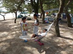 キャンプ第2弾!in近江舞子中浜キャンプ場!なんと2泊3日の3日目めっちゃしんどぉ~!、